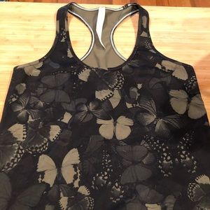 Cool racer back tank top lululemon size 10 NWT